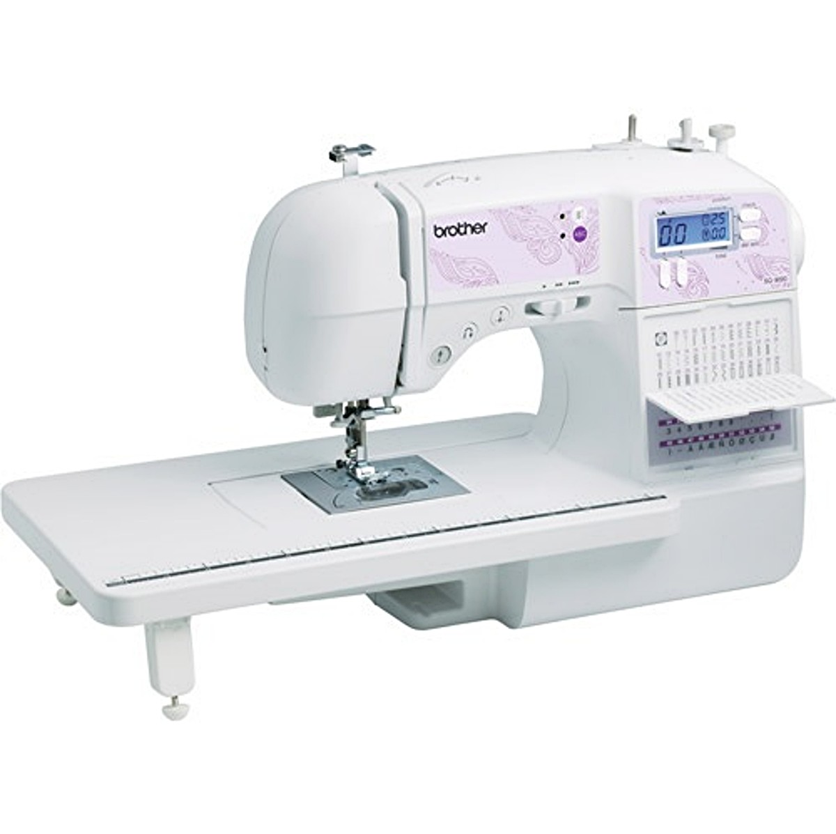 brother sq9000 sewing machine review. Black Bedroom Furniture Sets. Home Design Ideas