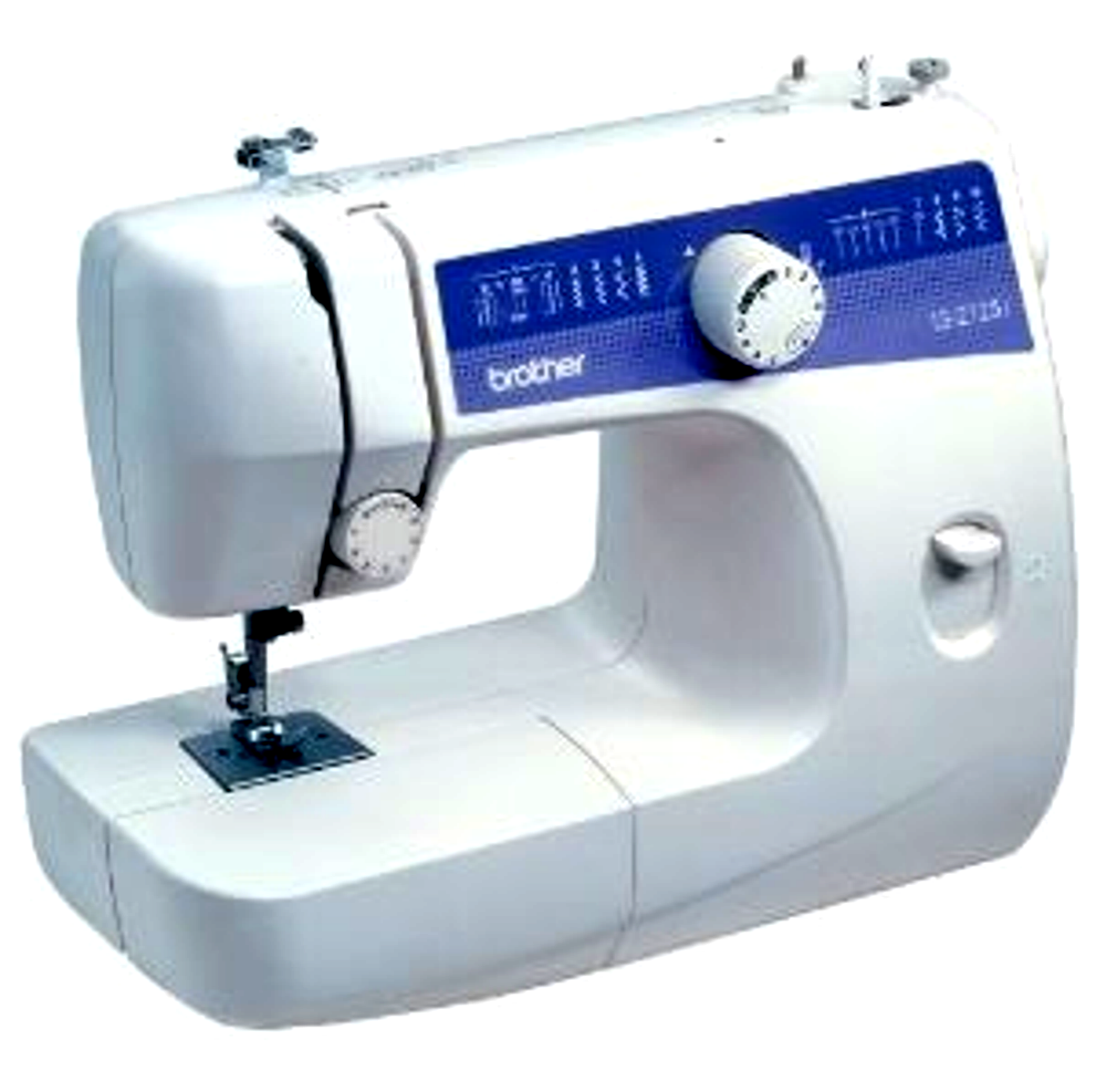 This sewing machine is the ultimate companion for creative types who aren't afraid of starting complex sewing projects. You have a whopping built-in stitches and 13 styles of buttonholes, which you can use in limitless combinations without getting bored.