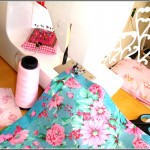 Sewing machine and project
