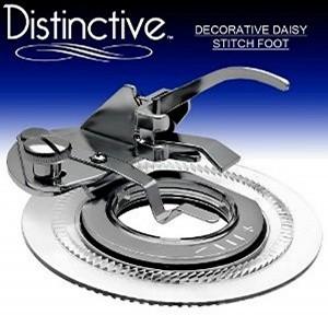 Distinctive Decorative Presser Foot