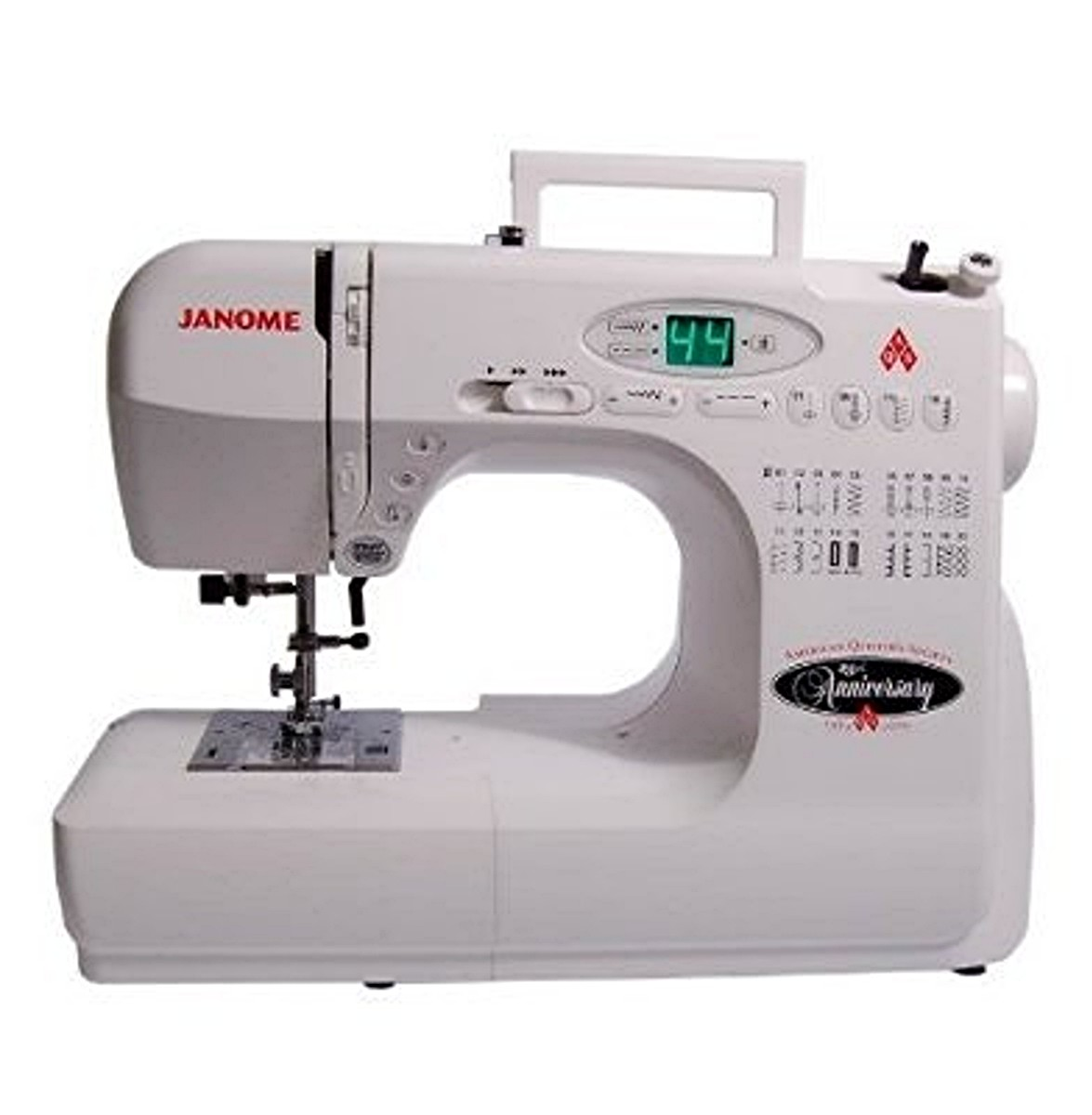 Janome aqs sewing machine review