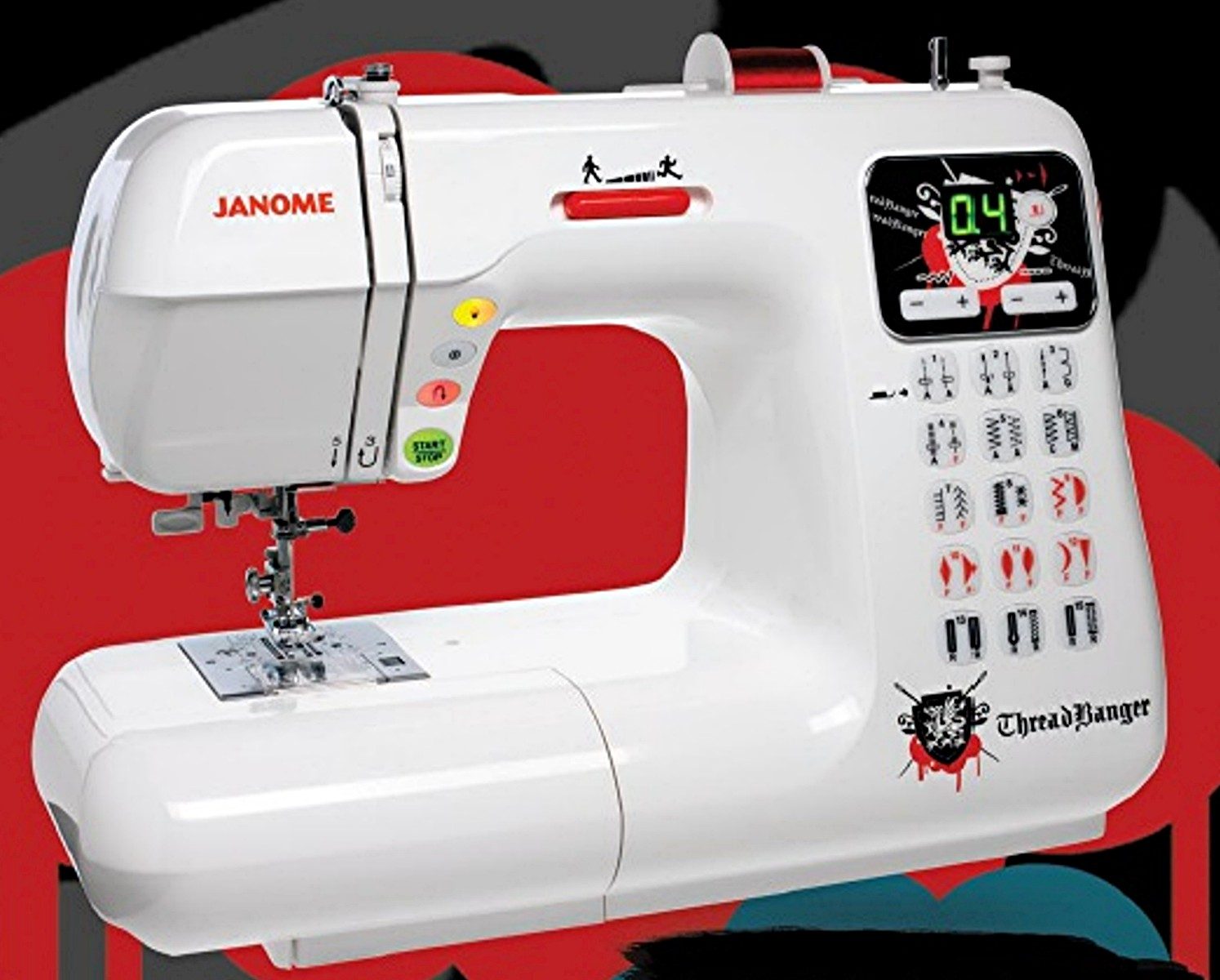 threadbanger sewing machine