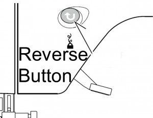 Singer Curvy 8763 Reverse Button