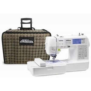 Brother LB6770PRW Project Runway Sewing Machine