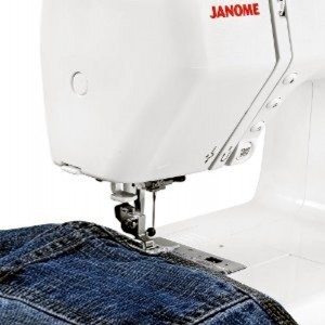 Janome 8077 Sewing Denim