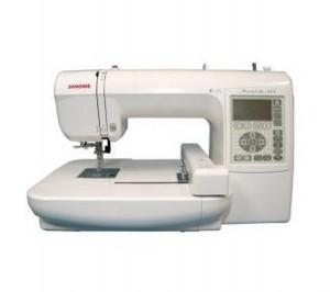 Janome Memory Craft 200E Embroidery Machine