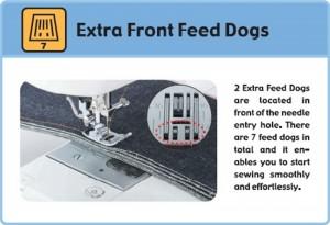 Feed Dog System