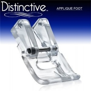 Plastic Applique Presser Foot