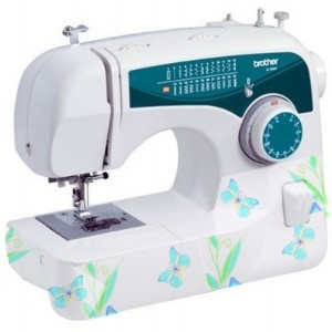 Brother XL 2600i Butterfly Decorated