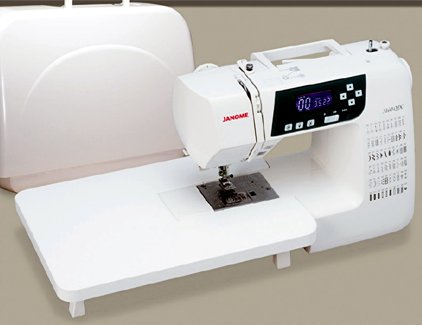 janome 3160qdc sewing machine reviews