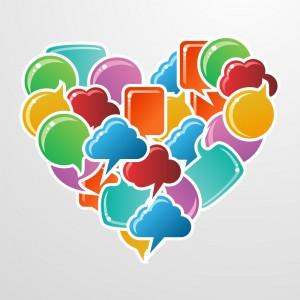 Facebook social vector