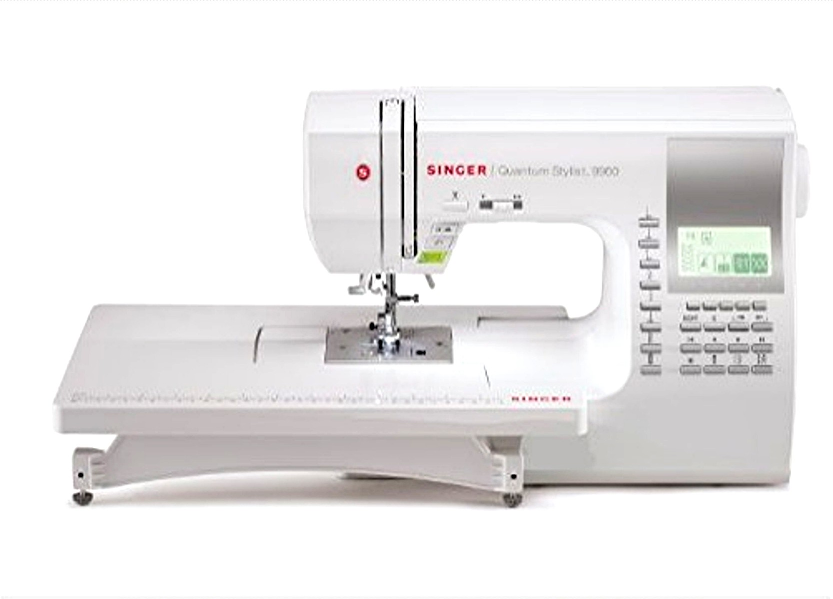 Singer 9960 Quantum Stylist Review Erin Says Sew