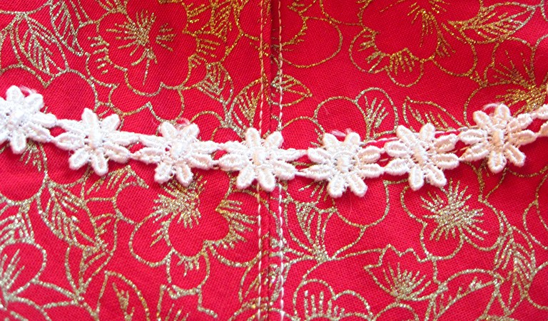 Twin Needle Straight Stitch